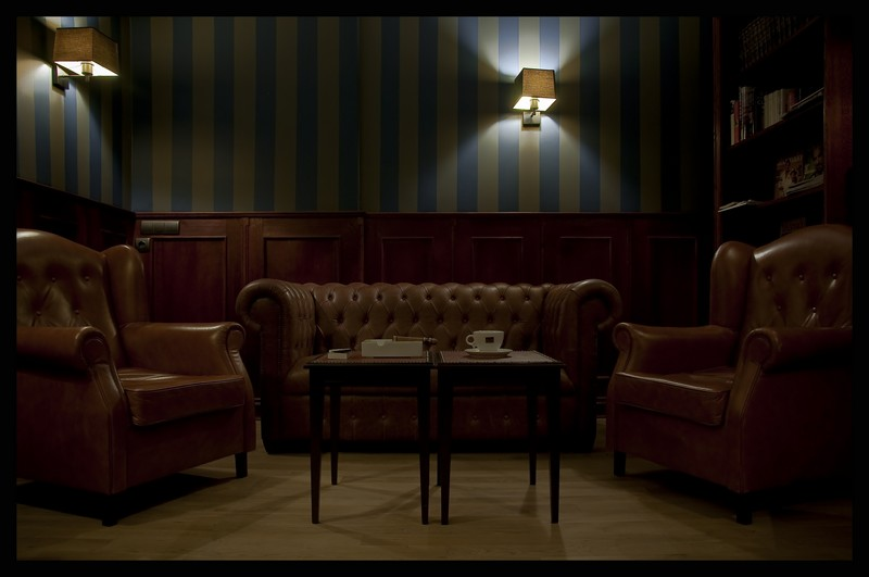 Wygodne skórzane fotele i kanapy